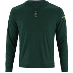 Cube AM Jersey cuello redondo manga larga Hombre, verde